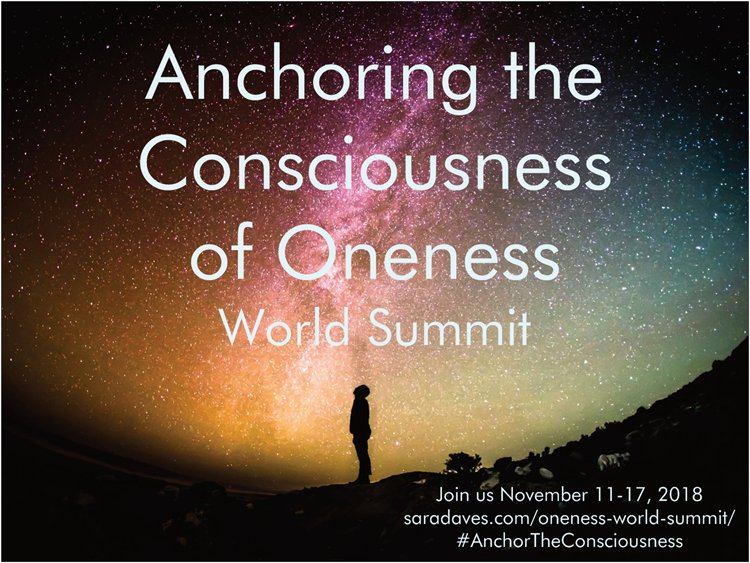Oneness World Summit Poster
